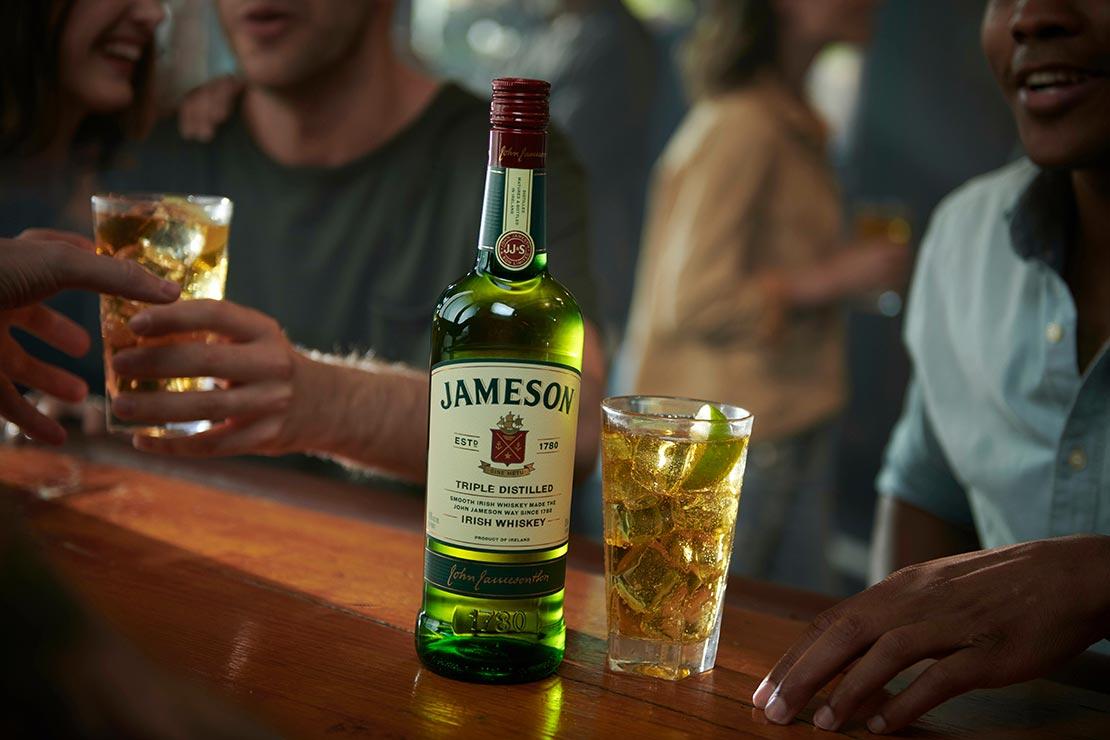 Jameson's St. Patrick's Celebration supports local talents