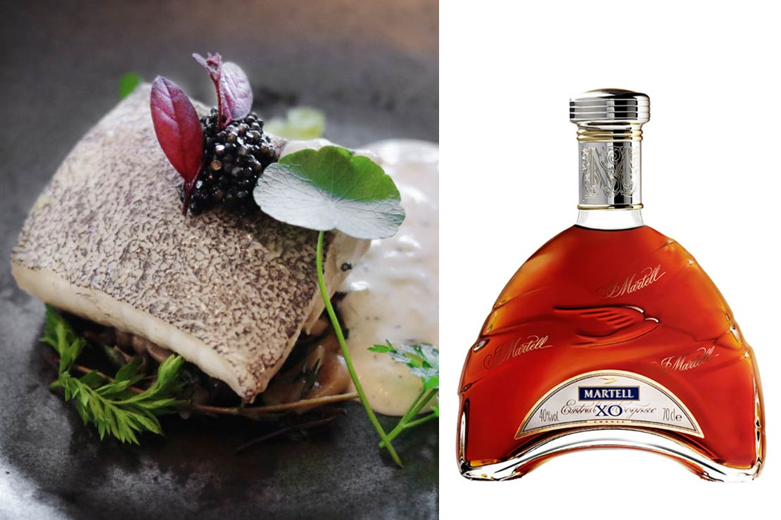 Martell dining pairing at The Westin KL