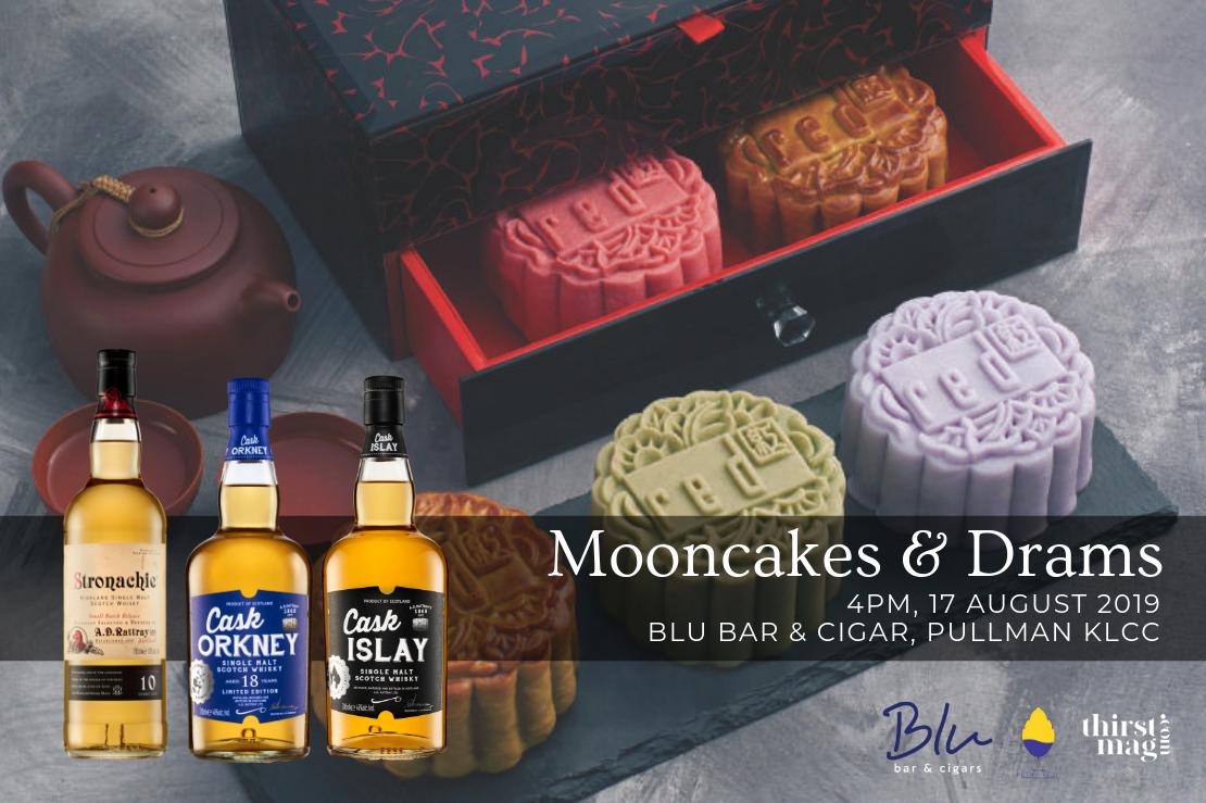 Mooncakes & Drams
