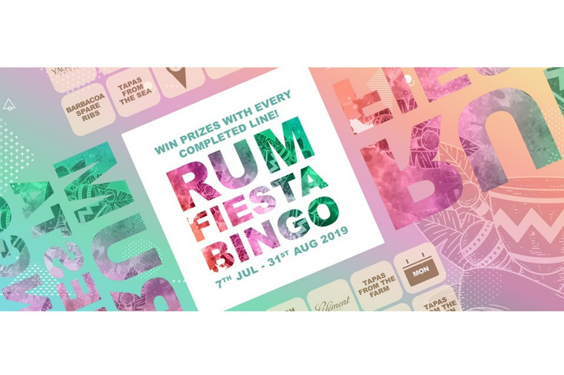 Rum Fiesta Bingo by Rum Bar KL
