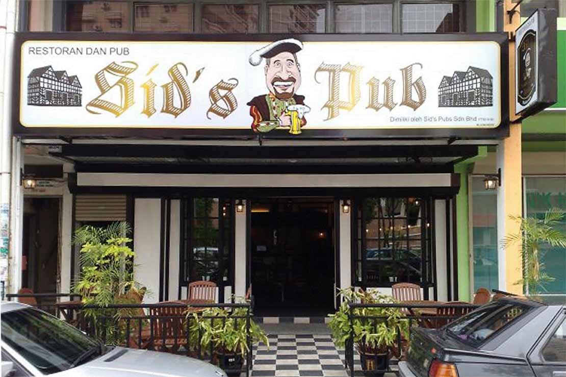 Sid's Pub - Keeping it real