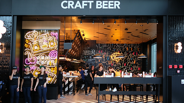 Black Tap Craft Burgers and Beers