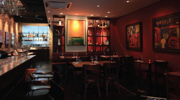 Mezze Bistro, Wine Bar & Lounge