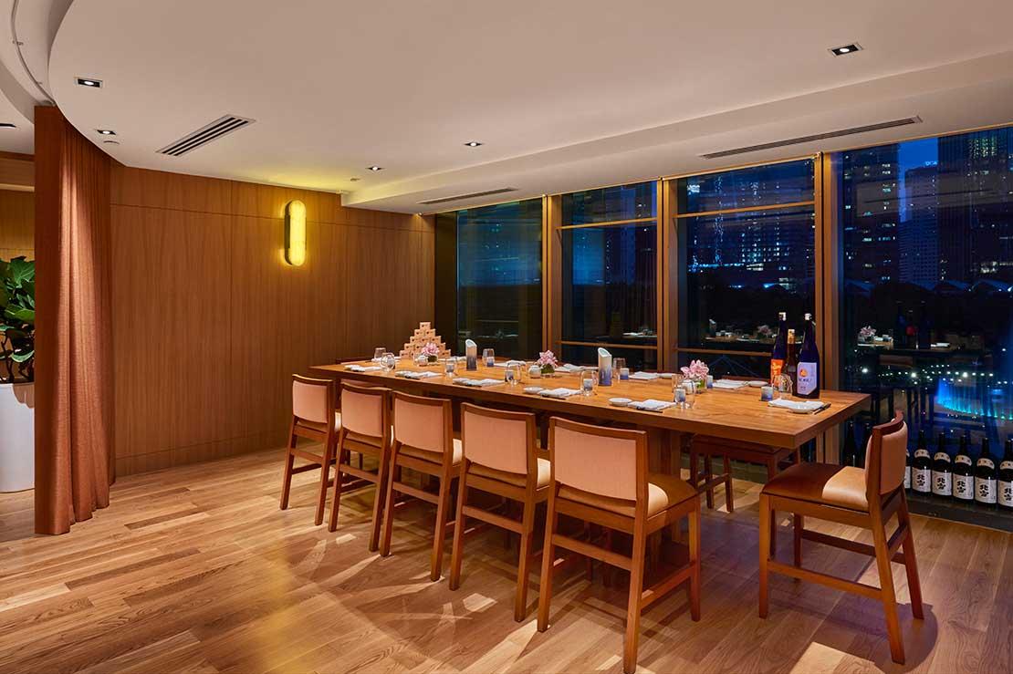 Nobu Kuala Lumpur opens at Four Seasons Place