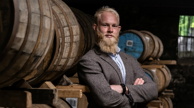 A sit-down with Jasper Epsom, brand ambassador of Chivas Regal in Malaysia