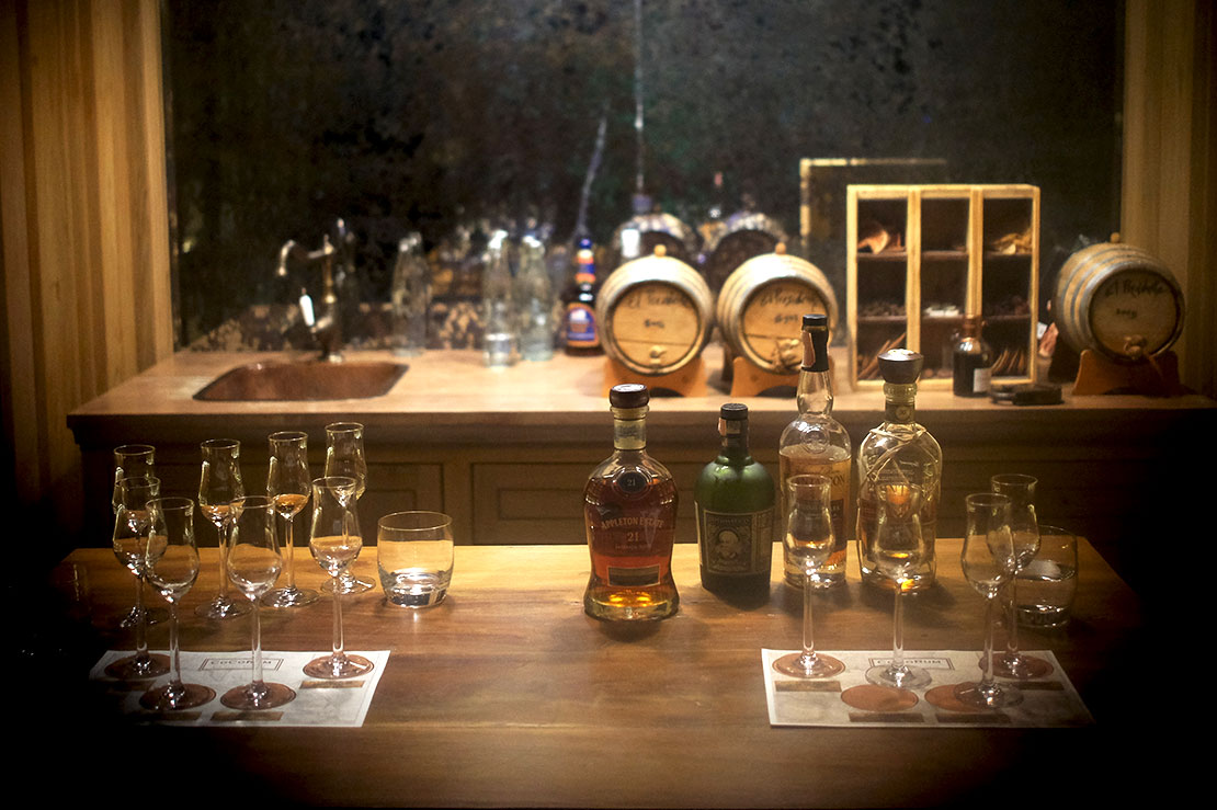 The first rum library in Asia